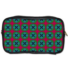 Geometric Patterns Toiletries Bags