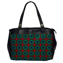 Geometric Patterns Office Handbags
