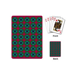 Geometric Patterns Playing Cards (Mini)