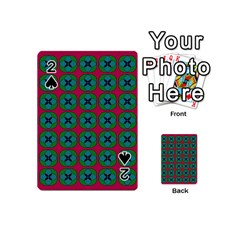 Geometric Patterns Playing Cards 54 (mini)