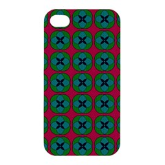 Geometric Patterns Apple Iphone 4/4s Hardshell Case