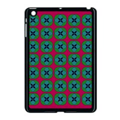 Geometric Patterns Apple iPad Mini Case (Black)