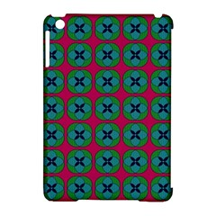 Geometric Patterns Apple Ipad Mini Hardshell Case (compatible With Smart Cover)