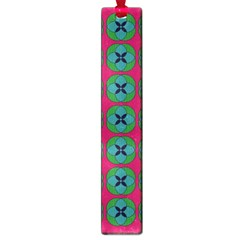 Geometric Patterns Large Book Marks