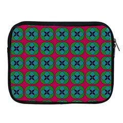 Geometric Patterns Apple Ipad 2/3/4 Zipper Cases