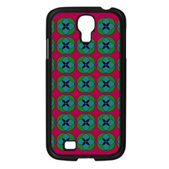 Geometric Patterns Samsung Galaxy S4 I9500/ I9505 Case (black)