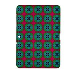 Geometric Patterns Samsung Galaxy Tab 2 (10 1 ) P5100 Hardshell Case