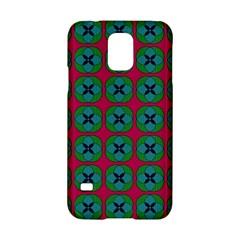 Geometric Patterns Samsung Galaxy S5 Hardshell Case