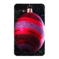 Glass Ball Decorated Beautiful Red Memory Card Reader