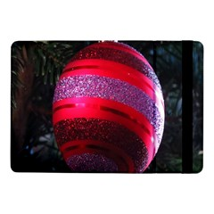 Glass Ball Decorated Beautiful Red Samsung Galaxy Tab Pro 10.1  Flip Case