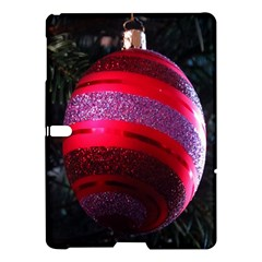 Glass Ball Decorated Beautiful Red Samsung Galaxy Tab S (10.5 ) Hardshell Case