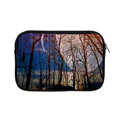 Full Moon Forest Night Darkness Apple Ipad Mini Zipper Cases