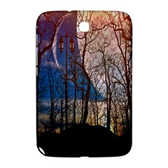 Full Moon Forest Night Darkness Samsung Galaxy Note 8.0 N5100 Hardshell Case