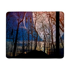 Full Moon Forest Night Darkness Samsung Galaxy Tab Pro 8.4  Flip Case
