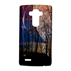 Full Moon Forest Night Darkness LG G4 Hardshell Case