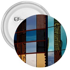 Glass Facade Colorful Architecture 3  Buttons