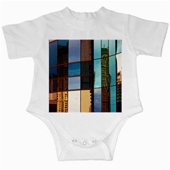 Glass Facade Colorful Architecture Infant Creepers