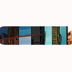 Glass Facade Colorful Architecture Large Bar Mats