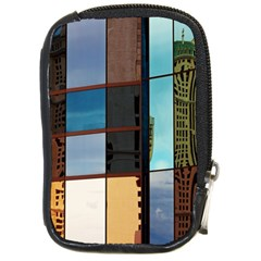 Glass Facade Colorful Architecture Compact Camera Cases