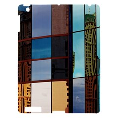 Glass Facade Colorful Architecture Apple Ipad 3/4 Hardshell Case