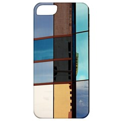 Glass Facade Colorful Architecture Apple Iphone 5 Classic Hardshell Case