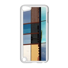 Glass Facade Colorful Architecture Apple Ipod Touch 5 Case (white)