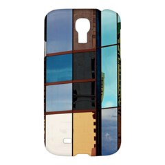 Glass Facade Colorful Architecture Samsung Galaxy S4 I9500/i9505 Hardshell Case