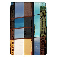 Glass Facade Colorful Architecture Flap Covers (s)