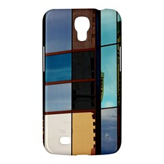 Glass Facade Colorful Architecture Samsung Galaxy Mega 6 3  I9200 Hardshell Case