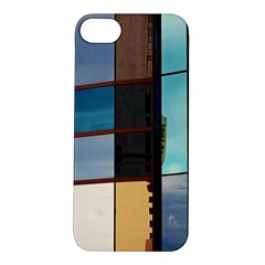 Glass Facade Colorful Architecture Apple Iphone 5s/ Se Hardshell Case