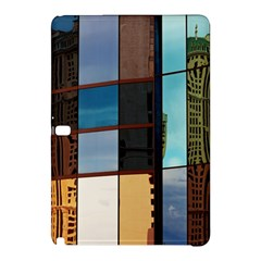Glass Facade Colorful Architecture Samsung Galaxy Tab Pro 12.2 Hardshell Case