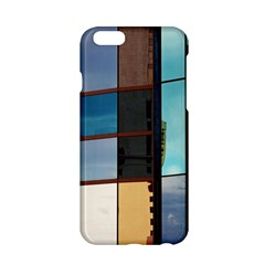 Glass Facade Colorful Architecture Apple iPhone 6/6S Hardshell Case
