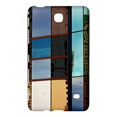 Glass Facade Colorful Architecture Samsung Galaxy Tab 4 (8 ) Hardshell Case