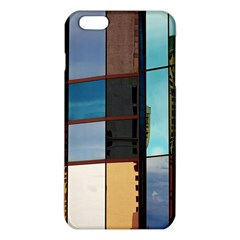 Glass Facade Colorful Architecture iPhone 6 Plus/6S Plus TPU Case
