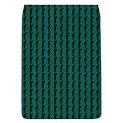 Golf Golfer Background Silhouette Flap Covers (s)