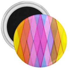 Graphics Colorful Color Wallpaper 3  Magnets
