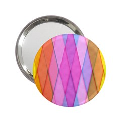 Graphics Colorful Color Wallpaper 2.25  Handbag Mirrors