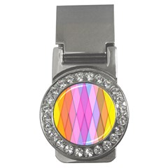 Graphics Colorful Color Wallpaper Money Clips (CZ)