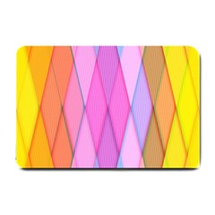 Graphics Colorful Color Wallpaper Small Doormat