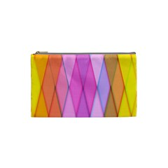 Graphics Colorful Color Wallpaper Cosmetic Bag (Small)