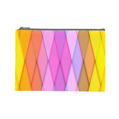 Graphics Colorful Color Wallpaper Cosmetic Bag (large)