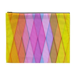 Graphics Colorful Color Wallpaper Cosmetic Bag (XL)