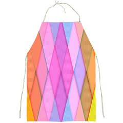 Graphics Colorful Color Wallpaper Full Print Aprons