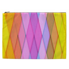 Graphics Colorful Color Wallpaper Cosmetic Bag (xxl)