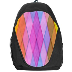 Graphics Colorful Color Wallpaper Backpack Bag