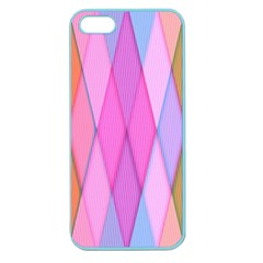Graphics Colorful Color Wallpaper Apple Seamless Iphone 5 Case (color)