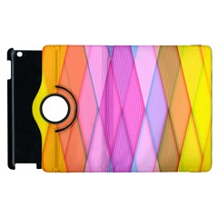 Graphics Colorful Color Wallpaper Apple Ipad 3/4 Flip 360 Case