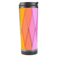 Graphics Colorful Color Wallpaper Travel Tumbler