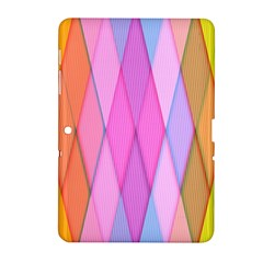 Graphics Colorful Color Wallpaper Samsung Galaxy Tab 2 (10 1 ) P5100 Hardshell Case