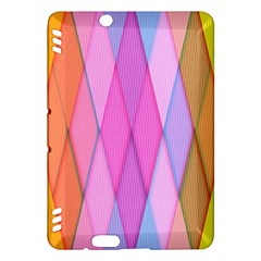 Graphics Colorful Color Wallpaper Kindle Fire Hdx Hardshell Case